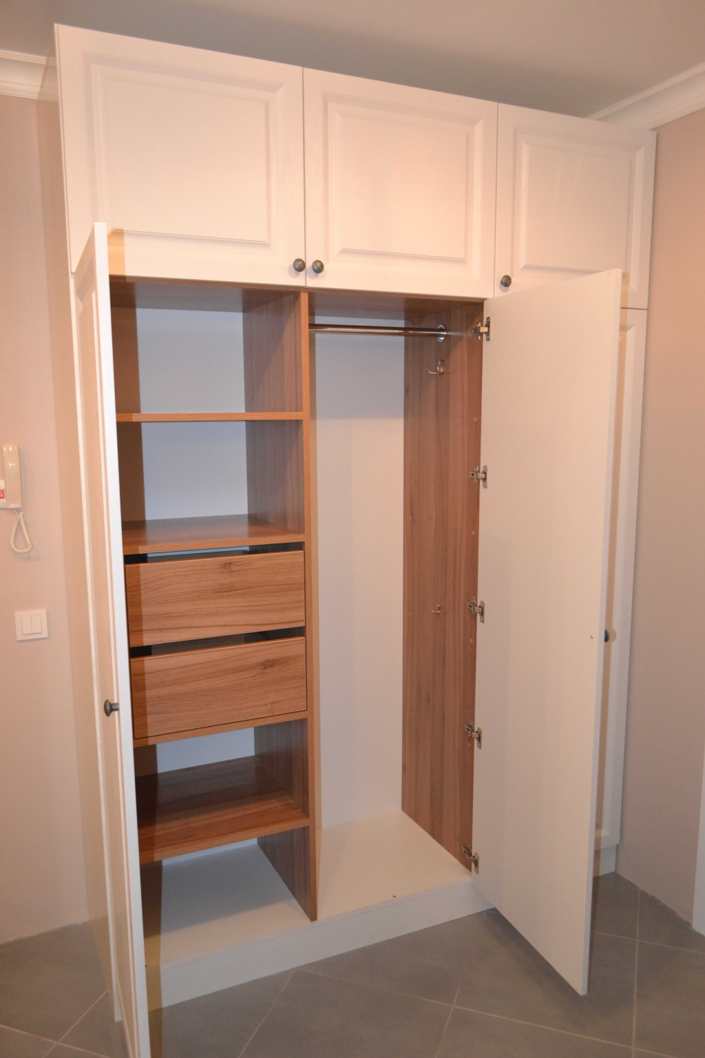 Шкаф классический 4 на заказ