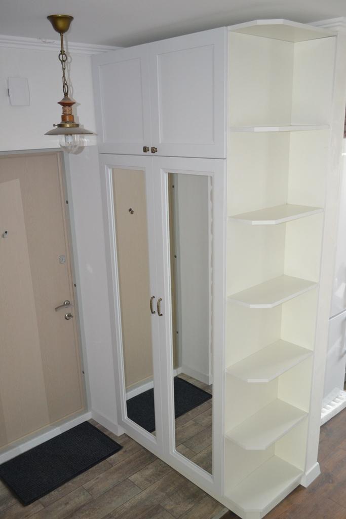 Шкаф белый прованс на заказ