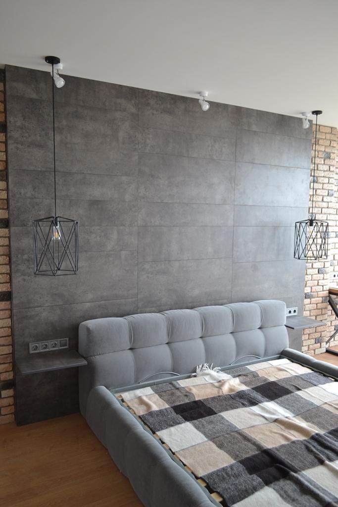 Меблі для спальні в стилі лофт на заказ