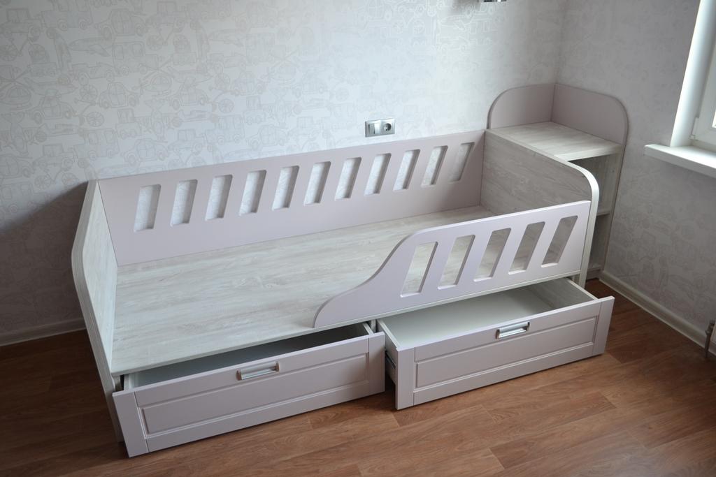 Дитяча спальня для хлопчика на заказ