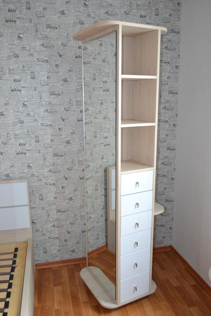 Подростковая комната для девочки школьницы  на заказ