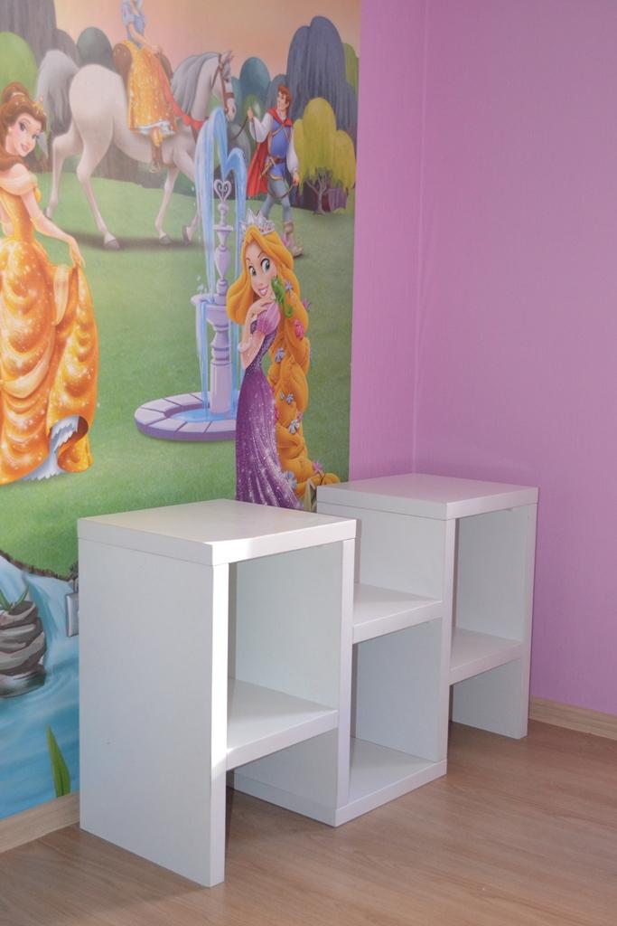 Детская мебель в стиле прованс на заказ